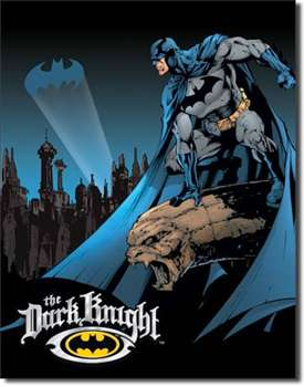 Batman - The Dark Knight tin signs