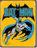Batman - Retro tin signs