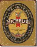 Michelob Logo tin signs