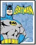 Batman - Retro Panels tin signs