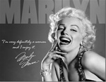 Marilyn - Definitely Tin Sign