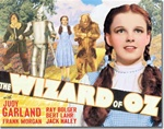 Wizard of OZ - Yellow Brick Rd Tin Signs