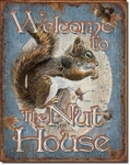 Nut House - Welcome