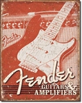 Fender Weathered G&A