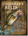 JQ - Fisherman's Rules
