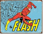 The Flash - Retro Tin Signs