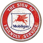 Mobil - Friendly Service
