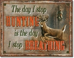 Stop Hunting - Stop Breathing