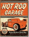 Hot Rod Garage - Rat rod