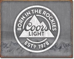 Coors Light - Born In
