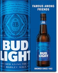 Bud Light - Famous