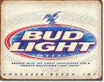 BUD Light Retro