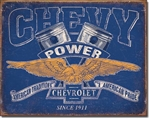 Chevy Power Restricted