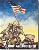 War Bonds - IWOJIMA tin signs