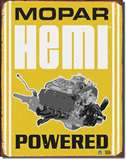 Mopar - Hemi Powered tin signs