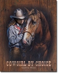 Cowgirl by Choice