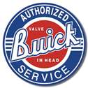 Buick Service tin signs