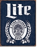 Miller Lite Bottle Logo