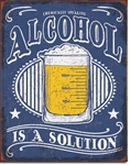 Alcohol - Solution