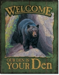Welcome to Your Den