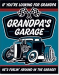 Grandpa's Garage - Fuelin