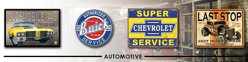 FORD Motors Since 1903 Vintage Tin Metal Sign